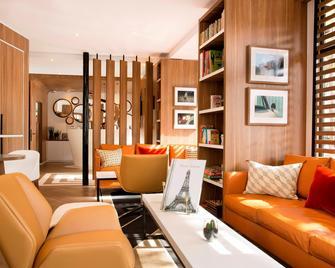 Hotel Eiffel Turenne - Paris - Sala de estar