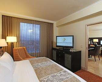 Real InterContinental San Pedro Sula at Multiplaza Mall - Сан-Педро-Сула - Bedroom