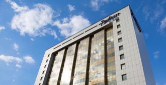 Radisson Blu Belorusskaya Hotel, Moscow - Moscou - Edifício