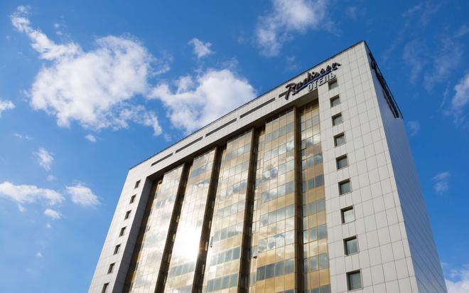 Radisson Blu Belorusskaya Hotel, Moscow - Moscow - Building