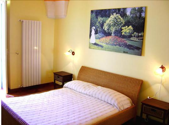 Allegroitalia Martina Franca Centro - Martina Franca - Schlafzimmer