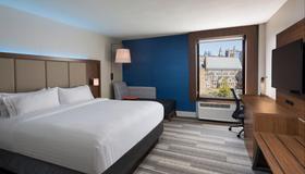 Holiday Inn Express Nashville Downtown Conf Ctr, An Ihg Hotel - Nashville - Bedroom