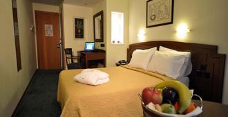 Vergina Hotel - Thessaloniki - Bedroom