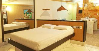 Dhunas Motel Cidade Jardim - Natal - Bedroom
