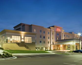 Hampton Inn & Suites Rochester-North - Rochester - Building
