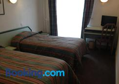 Hotel De Nevers - Lourdes - Bedroom