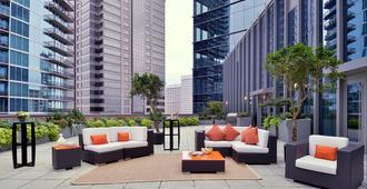 Loews Atlanta Hotel - אטלנטה - פטיו