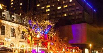 魁北克凱煌酒店 - 魁北克 - 魁北克市 - 建築