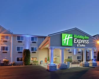 Holiday Inn Express & Suites Burlington - Burlington - Gebouw
