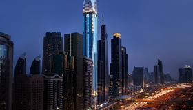 瑞漢金玫瑰羅塔納酒店 - 杜拜 - 杜拜 - 室外景