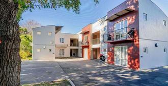 City Centre Motel - Christchurch - Building