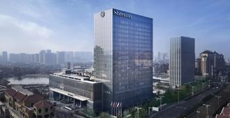 Sheraton Qingdao Licang Hotel - Qingdao - Outdoor view