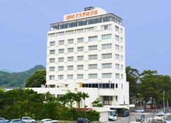 Oki Plaza Hotel - Okinoshima - Building