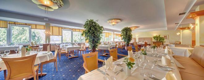 BEST WESTERN PLUS Hotel Steinsgarten - Гиссен - Ресторан