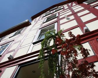 Hotel Gasthaus Ellenberger - Melsungen - Gebäude