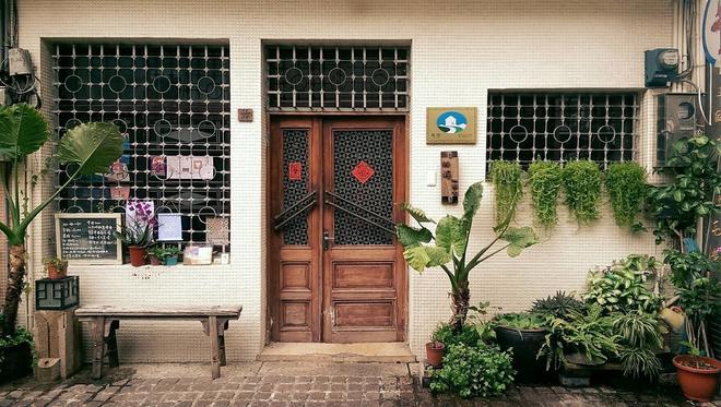 Shennong 147 Hostel - Tainan - Cảnh ngoài trời