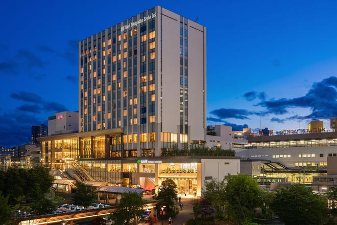Hotel Metropolitan Sendai East - Sendai - Rakennus