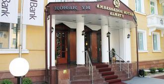 Ambassador - Almatý - Edificio