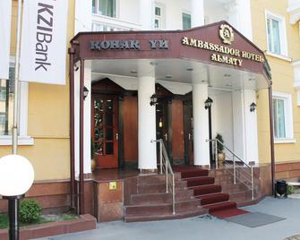 Ambassador - Almaty - Building
