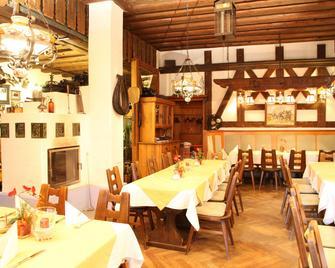 Hotel-Landgasthof Schuster - Greding - Restaurant