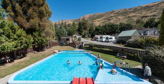 Mt Aspiring Holiday Park - Wanaka - Piscina