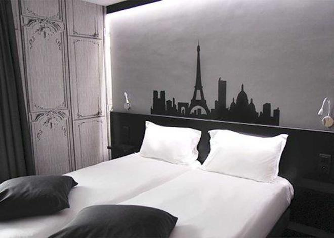 Comfort Hotel Davout Nation Paris 20 - Paris - Bedroom