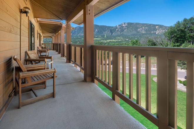 Cheyenne Mountain Resort Colorado Springs, A Dolce Resort - Colorado Springs - Balkon