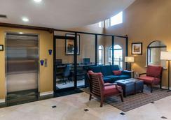 Comfort Inn Conroe - Conroe - Lobby