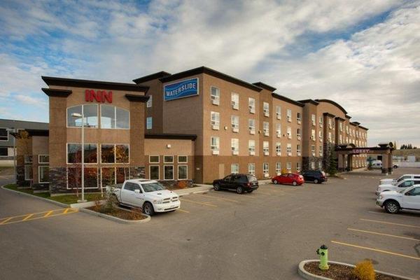 Service Plus Inns & Suites Calgary - Calgary - Building