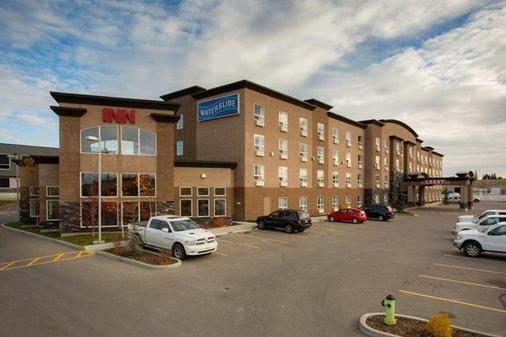 Service Plus Inns & Suites Calgary - Calgary - Gebäude