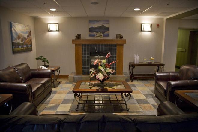 Service Plus Inns & Suites Calgary - Calgary - Lobby