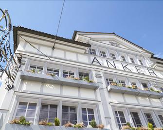 Anker Hotel Restaurant Gmbh - Teufen AR - Gebäude