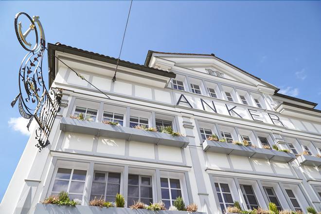 Anker Hotel Restaurant Gmbh - Teufen - Building