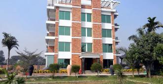 Shaira Garden Resorts - Dacca - Edificio