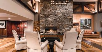 Hotel St Moritz Queenstown - MGallery - Queenstown - Sala de estar