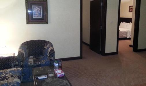 Tulip Inn Riyadh - Thủ Đô Riyadh - Phòng ngủ