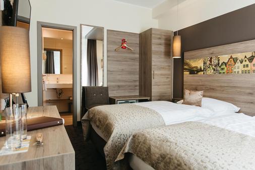 Hotel Sion - Köln - Schlafzimmer