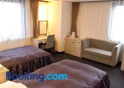 Hotel Monteroza Ohta - Ōta - Bedroom