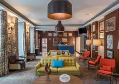 The Artist Porto Hotel & Bistro - Porto - Oleskelutila