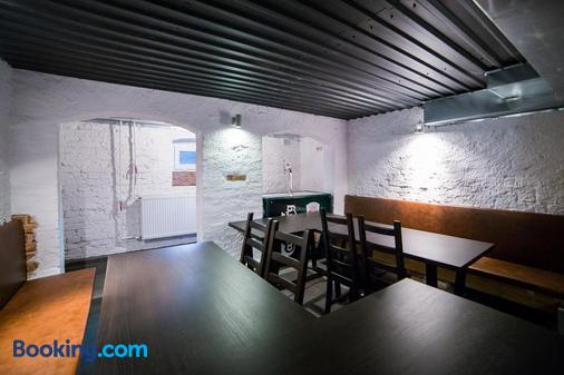 Hostel Fabryka - Włocławek - Dining room