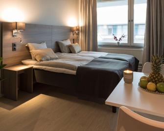 Forenom Aparthotel Arlanda - Arlanda - Schlafzimmer