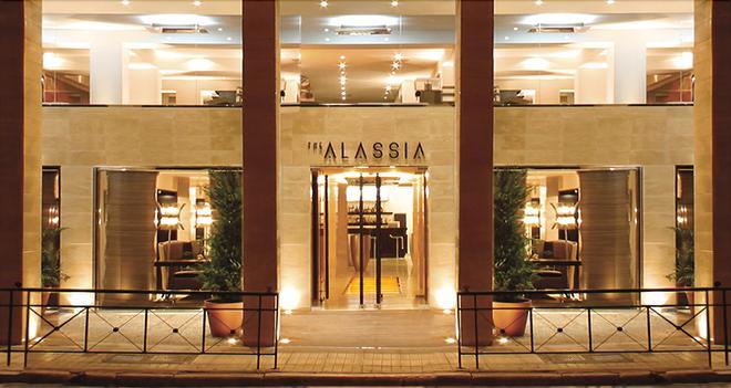 Alassia Hotel - Αθήνα - Κτίριο