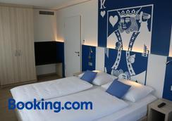 Ibb Blue Hotel Paderborn - Paderborn - Bedroom