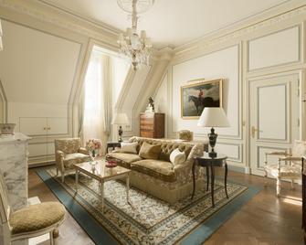 Ritz Paris - Parijs - Huiskamer