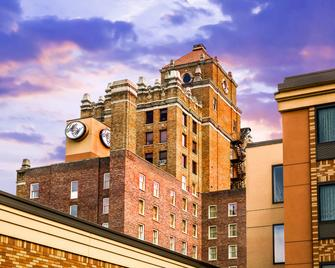 The Marcus Whitman Hotel And Conference Center - Walla Walla - Building