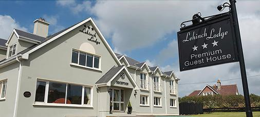 Lehinch Lodge - Guest House - Lahinch - Building