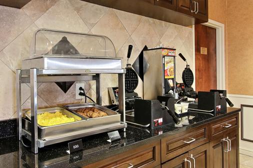 薩凡納歷史區貝斯特韋斯特普拉斯酒店 - 沙凡那 - 薩凡納 - 自助餐