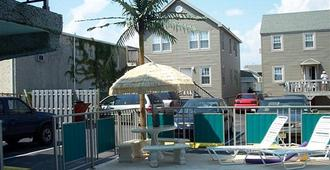 Four Winds Motel - Seaside Heights - Pool
