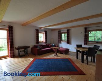 Sonnenplatzl im Zillertal - Ramsau im Zillertal - Living room