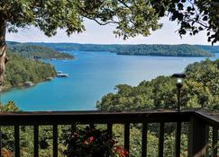 Beaver Lake Cottages - Eureka Springs - Vista del exterior
